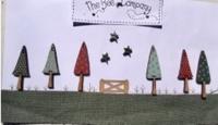 Boutons Forêt de Sapin TBN10b