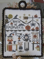 Nikyscreations House of Halloween