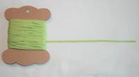 MAB 16 Mini lacet plat vert pomme