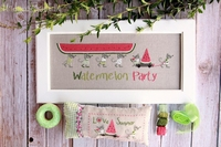 Mme Chantilly Watermelon Party