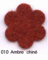 Feutrine Ambre Chinée CP010