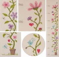 Jardin Privé Toise aux fleurs FT26