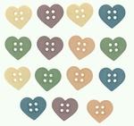 Dress it up Sew cute hearts
