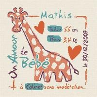 B008 La Girafe