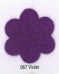 Feutrine Violet CP067
