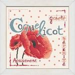 J001 Le Coquelicot